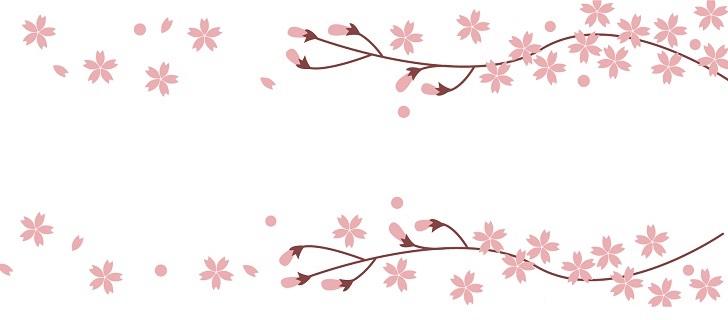 卒業 桜 入学 春