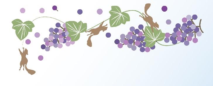 動物 植物 ブドウ リス 果物
