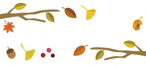 秋 紅葉 葉っぱ