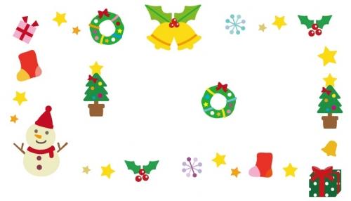 クリスマス 招待状