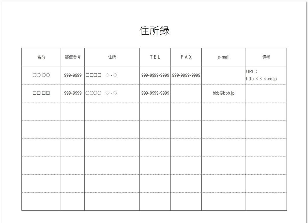 word・Excel・pdfの使い方と作成方法