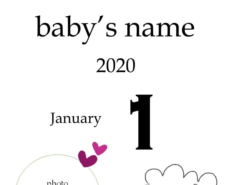 名前 赤ちゃん 命名書